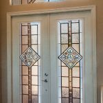 Stained Glass Entrance by Preston Studios