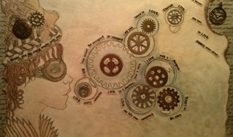 Victorian Gears and Life
