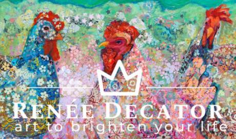 Renée Decator Artwork