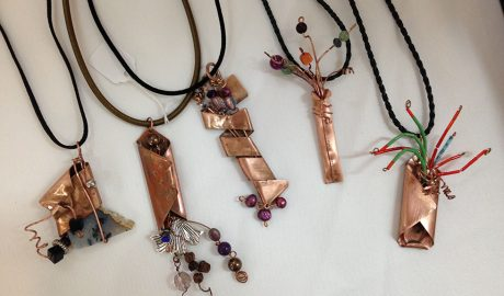 Beverly Morgan Copper Jewelry